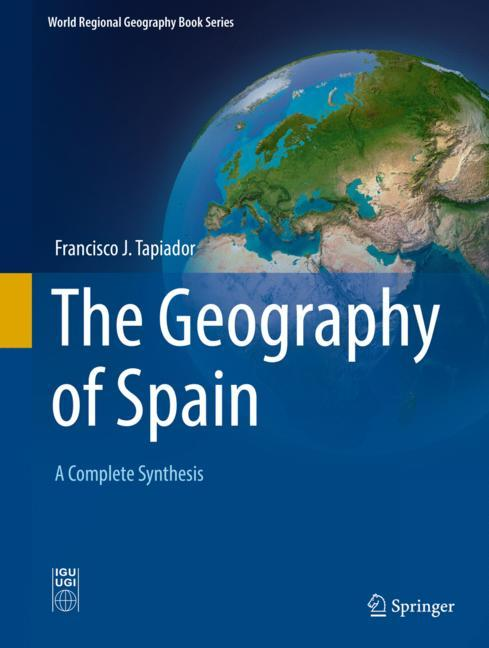 Cover of 'The Geography of Spain'