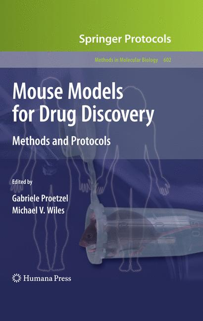Cover of 'Mouse Models for Drug Discovery'
