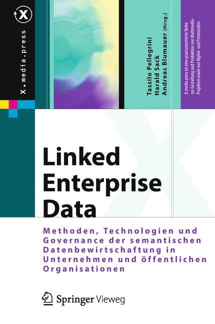 Cover of 'Linked Enterprise Data'