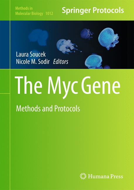 Cover of 'The Myc Gene'