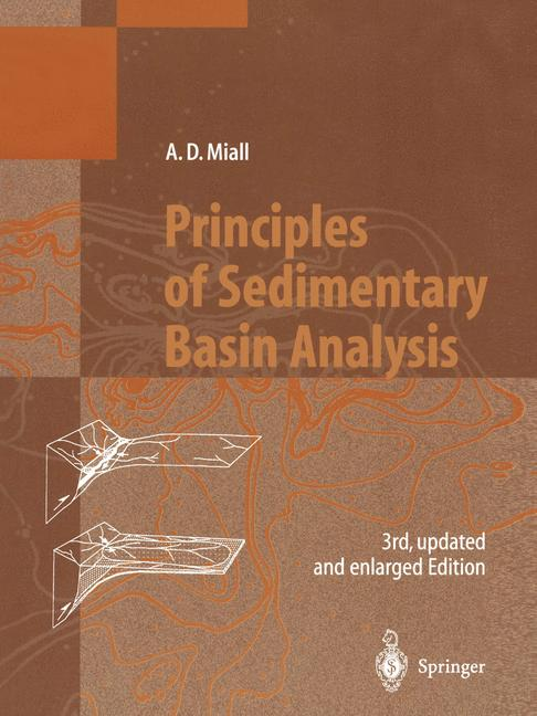 Cover of 'Principles of Sedimentary Basin Analysis'