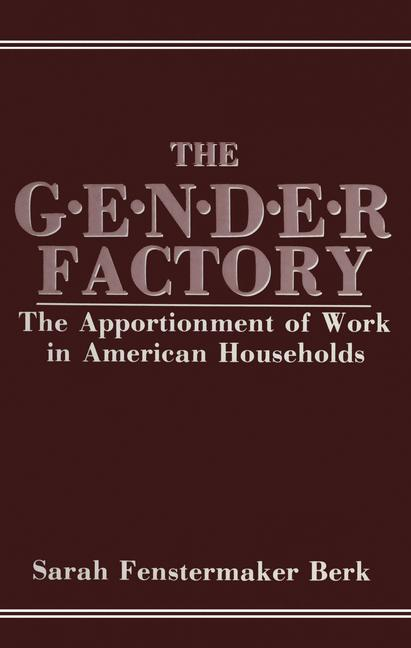 Cover of 'The Gender Factory'