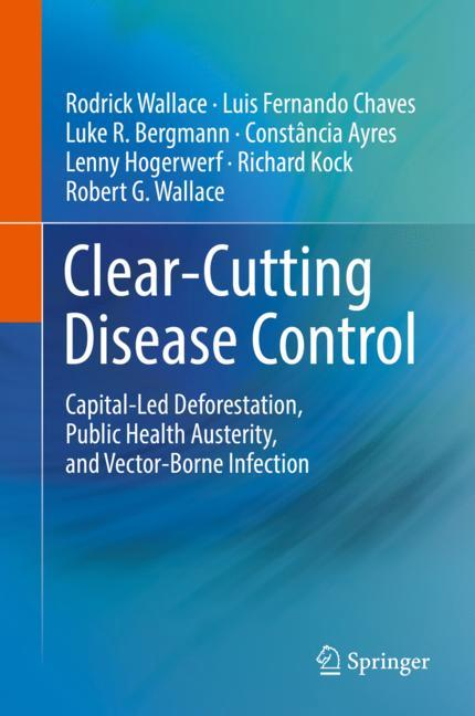 Cover of 'Clear-Cutting Disease Control'