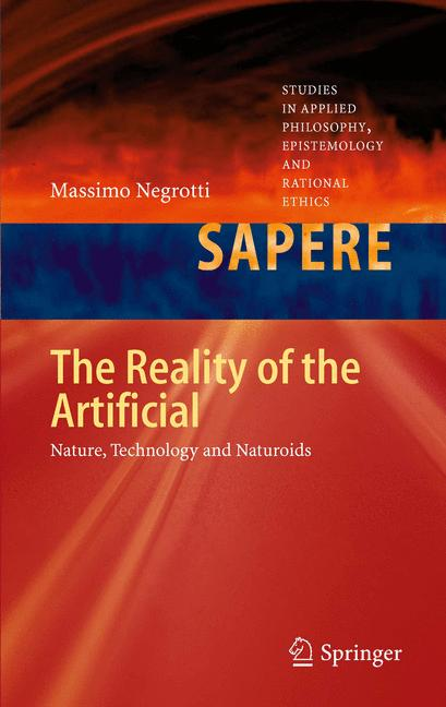 Cover of 'The Reality of the Artificial'