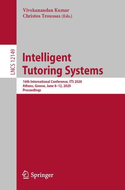 Cover of 'Intelligent Tutoring Systems'