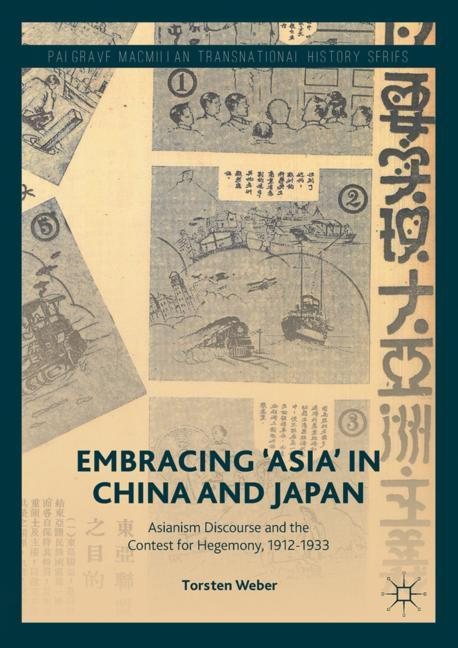 Cover of 'Embracing 'Asia' in China and Japan'