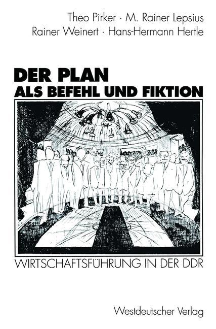 Cover of 'Der Plan als Befehl und Fiktion'