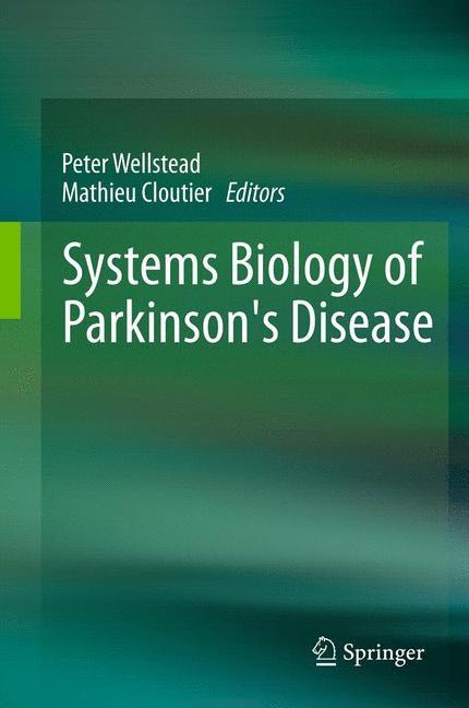 Cover of 'Systems Biology of Parkinson's Disease'