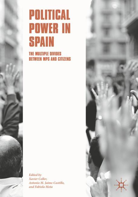 Cover of 'Political Power in Spain'