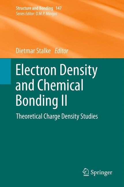 Cover of 'Electron Density and Chemical Bonding II'