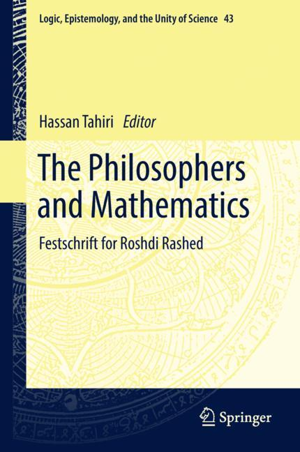 Cover of 'The Philosophers and Mathematics'