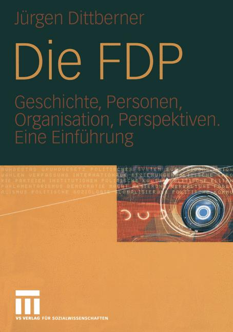 Cover of 'Die FDP'