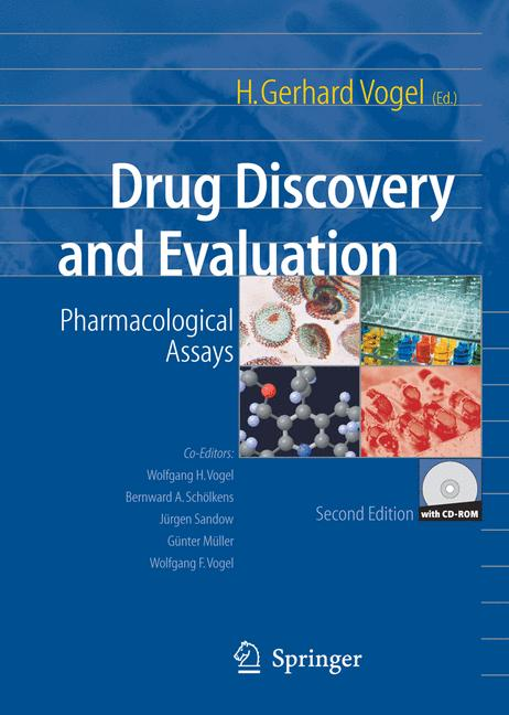 Cover of 'Drug Discovery and Evaluation'