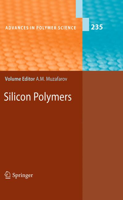 Cover of 'Silicon Polymers'