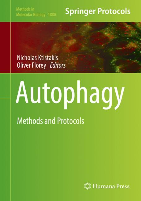 Cover of 'Autophagy'