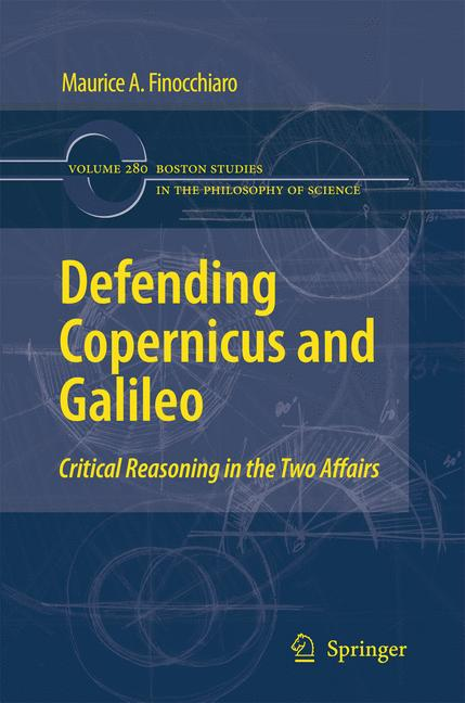 Cover of 'Defending Copernicus and Galileo'