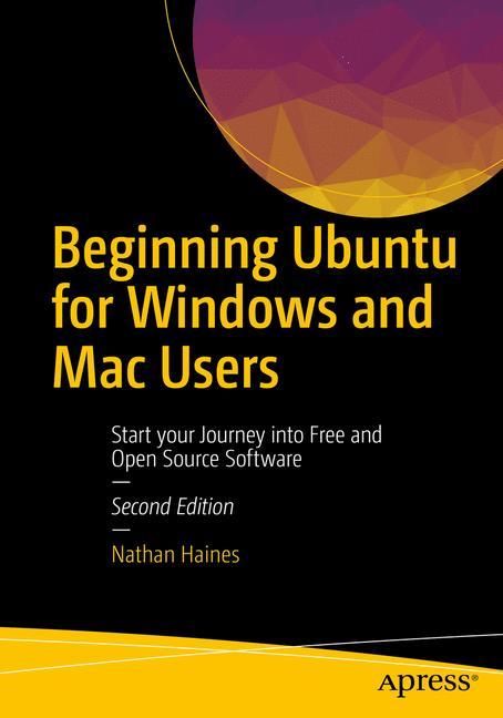 Cover of 'Beginning Ubuntu for Windows and Mac Users'