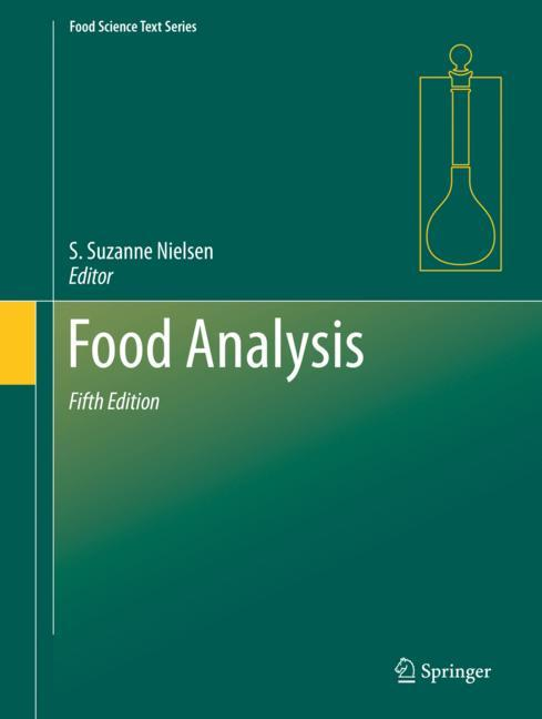 Cover of 'Food Analysis'