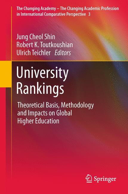 Cover of 'University Rankings'