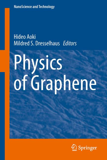 Cover of 'Physics of Graphene'