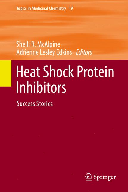 Cover of 'Heat Shock Protein Inhibitors'