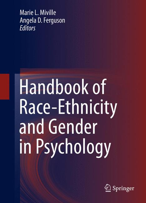Cover of 'Handbook of Race-Ethnicity and Gender in Psychology'