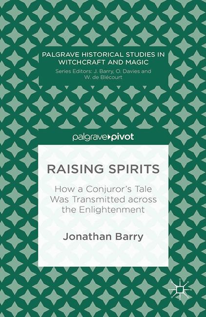 Cover of 'Raising Spirits'