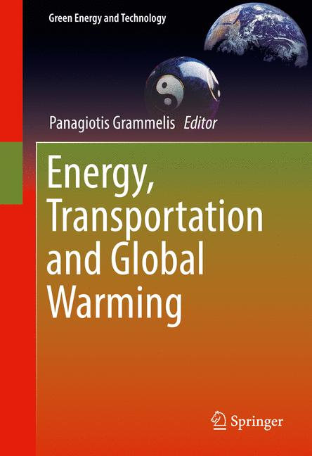 Cover of 'Energy, Transportation and Global Warming'