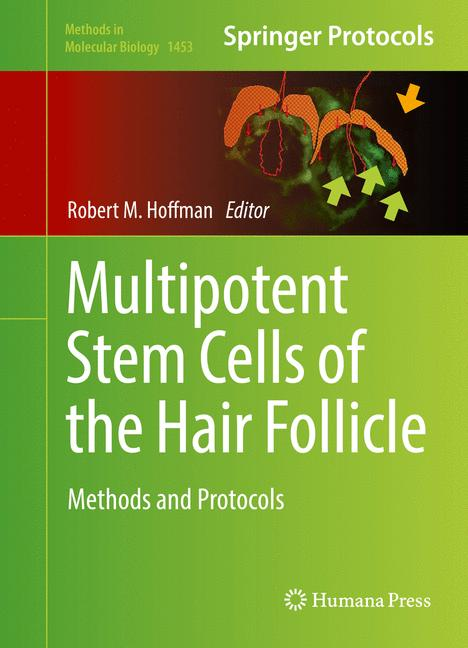 Cover of 'Multipotent Stem Cells of the Hair Follicle'