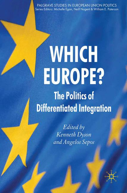 Cover of 'Which Europe?'