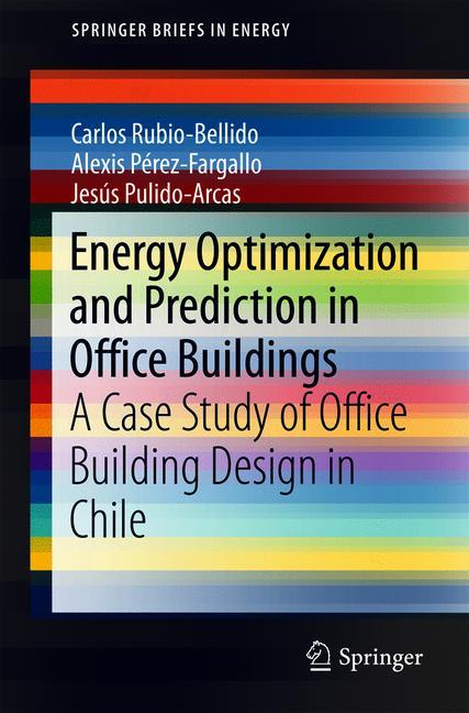 Cover of 'Energy Optimization and Prediction in Office Buildings'