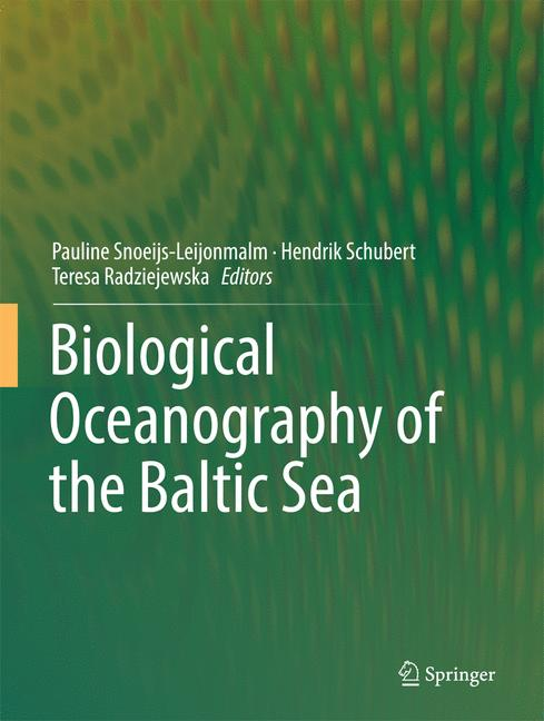 Cover of 'Biological Oceanography of the Baltic Sea'