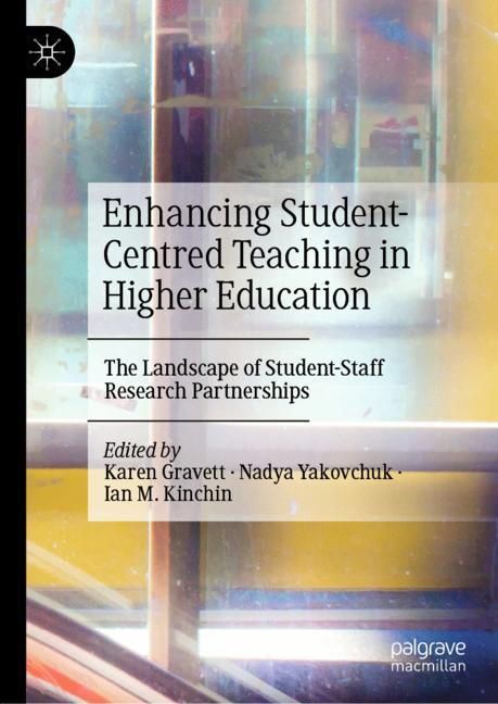 Cover of 'Enhancing Student-Centred Teaching in Higher Education'