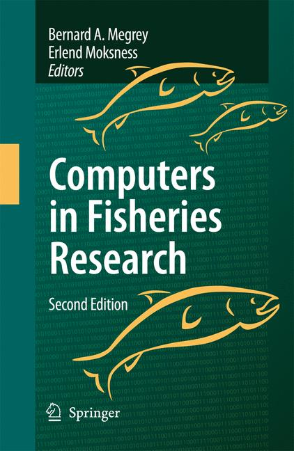 Cover of 'Computers in Fisheries Research'