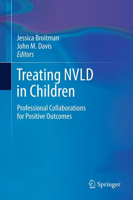 Cover of 'Treating NVLD in Children'