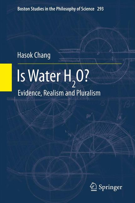 Cover of 'Is Water H2O?'
