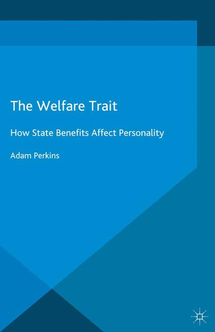 Cover of 'The Welfare Trait'