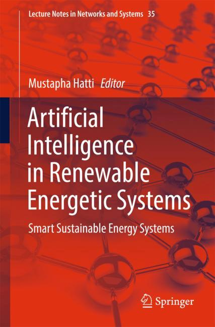 Cover of 'Artificial Intelligence in Renewable Energetic Systems'