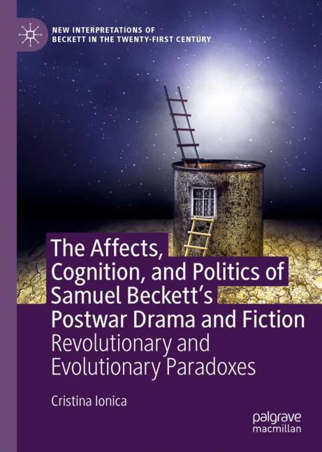 Cover of 'The Affects, Cognition, and Politics of Samuel Beckett's Postwar Drama and Fiction'