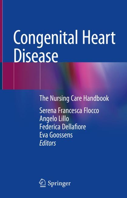Cover of 'Congenital Heart Disease'