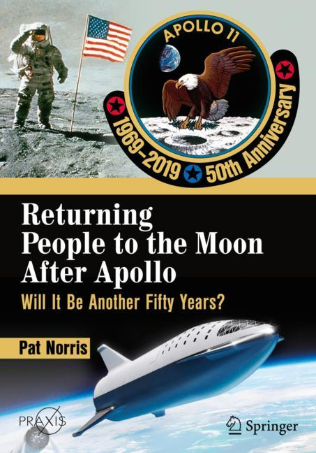 Cover of 'Returning People to the Moon After Apollo'