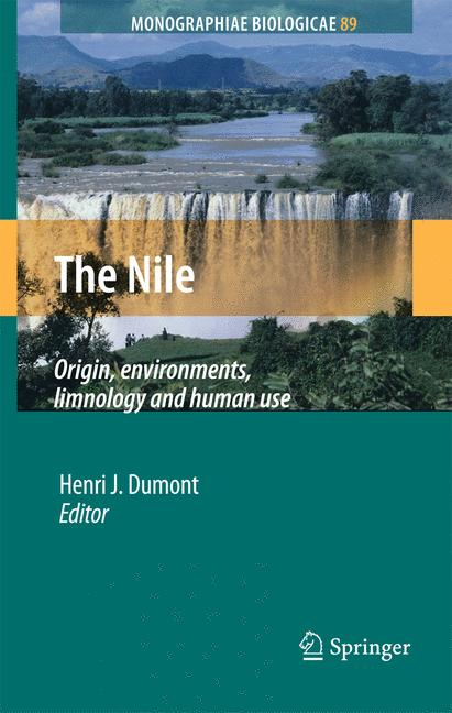 Cover of 'The Nile'