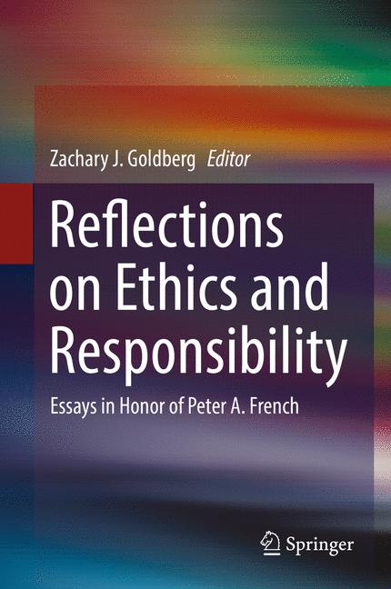 Cover of 'Reflections on Ethics and Responsibility'