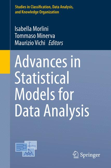 Cover of 'Advances in Statistical Models for Data Analysis'