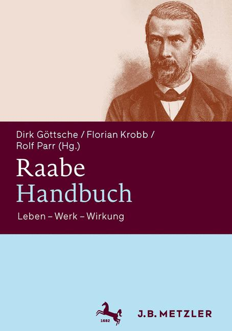Cover of 'Raabe-Handbuch'