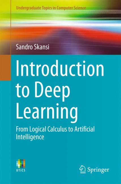 Cover of 'Introduction to Deep Learning'