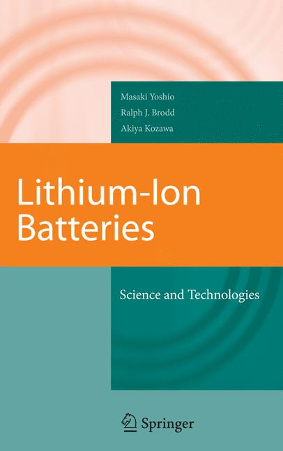 Cover of 'Lithium-Ion Batteries'