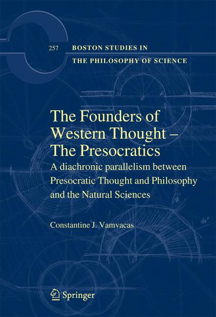 Cover of 'The Founders of Western Thought – The Presocratics'