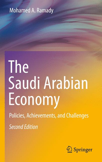 Cover of 'The Saudi Arabian Economy'