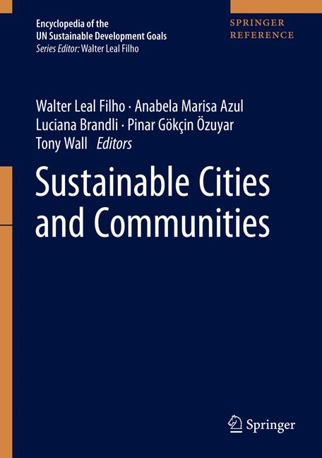 Cover of 'Sustainable Cities and Communities'